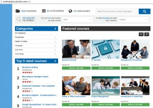 Docebo Course Marketplace